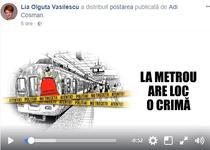 Postarea Liei Olguta Vasilescu