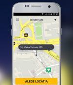 Aplicatia Clever Taxi