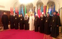 Patriarhul Daniel, primit de Kirill