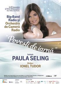 Concert Paula Seling la Sala Radio