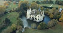 Castelul La Mothe-Chandeniers din Franta