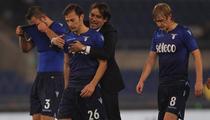 Radu Stefan, in tricoul lui Lazio
