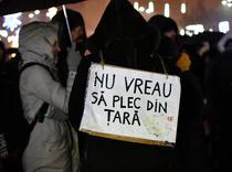 Mesaj de protest