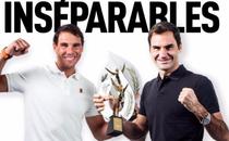 Rafael Nadal si Roger Federer pe prima pagina din L'Equipe