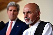 Ashraf Ghani, presedintele Afganistanului
