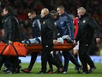 Romelu Lukaku, accidentat in meciul cu Southampton