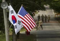 In Coreea de Sud sunt 28.500 de soldati americani