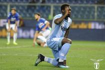 Caicedo, gol de trei puncte pentru Lazio