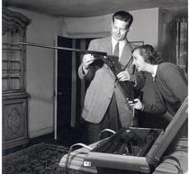 Imagini de arhiva - Regele Mihai si Regina Ana