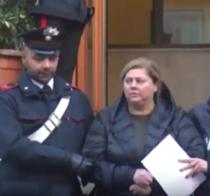 Arestari masive la Palermo