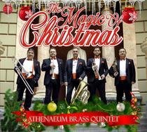 Athenaeum Brass Quintet - album cu colinde