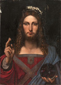 """""""Salvator Mundi"""" vanduta cu 450 de milioane de dolari"""