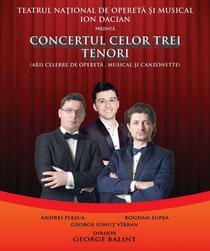 Concert Trei Tenori