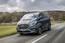 Ford Transit Custom Sport