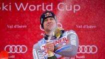 Alexis Pinturault, invingator in slalomul urias de la Val d'Isere