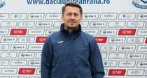 Alin Panzaru, antrenor Dacia Unirea Braila