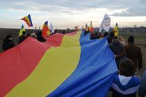 Drapel tricolor de 100 m