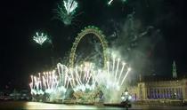 Anul nou la Londra