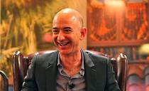 Jeff Bezos, seful Amazon