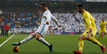 Real Madrid, invinsa de Villarreal