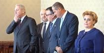 Delegatia PSD-ALDE la consultarile cu Iohannis