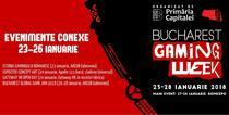 Bucharest Gaming Week, 2328 ianuarie