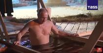 Vladimir Putin, la Boboteaza