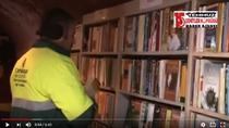 Biblioteca gunoierilor din Ankara