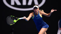 Caroline Wozniacki, in sferturi la Australian Open