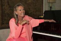 Pianista Elizabeth Sombart