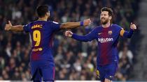 Luis Suarez si Lionel Messi