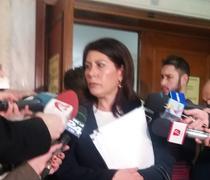 Mirela Calugareanu, sefa ANAF