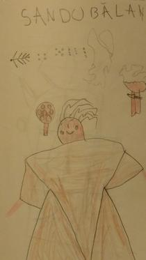 Desenul lui Sandu