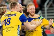 Suedia, in finala CE de handbal masculin