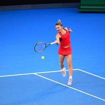Simona Halep, invinsa in finala de la Australian Open