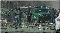 Atentat sangeros la Kabul