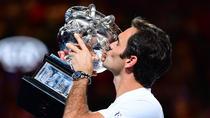 Roger Federer, campion la Australian Open