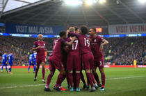 Manchester City, in optimile Cupei Angliei