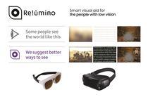 Ochelarii inteligenti Relumino