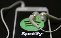 platforma de streaming Spotify