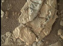 Formatiune ciudata pe Marte