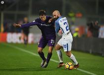 Inter, remiza la Florenta