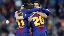 Inca o victorie pentru Barcelona