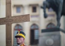Parastas de 40 zile pentru Regele Mihai