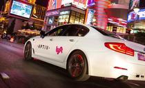 Masina autonoma in Las Vegas