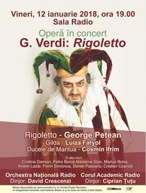 Baritonul George Petean in Rigoletto