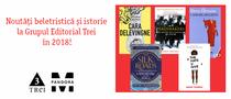 Noutati editoriale 2018 la Editura Trei