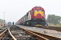 Trenul de marfa Xiamen-Budapesta