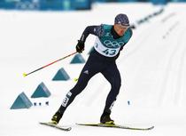 Paul Pepene, la PyeongChang