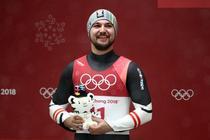 David Gleirscher, campion olimpic la sanie simplu masculin
